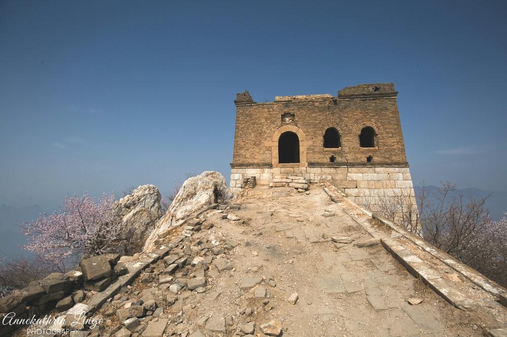 Große Mauer, Jiankou