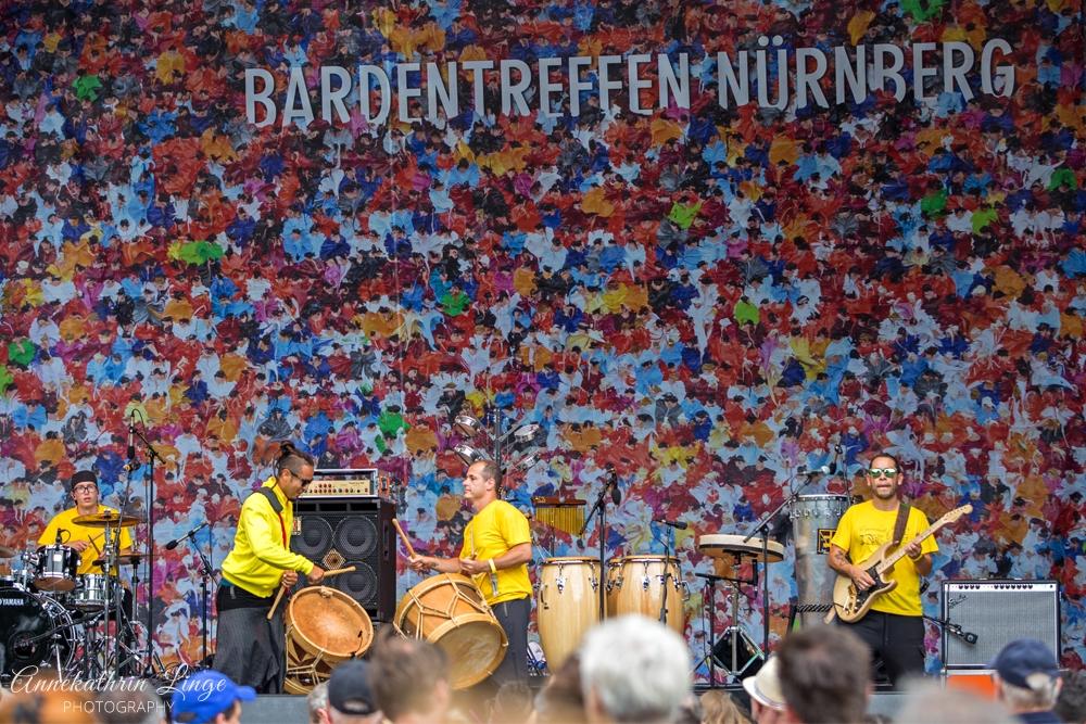 28.07.2018: Bardentreffen in Nürnberg: Emersound